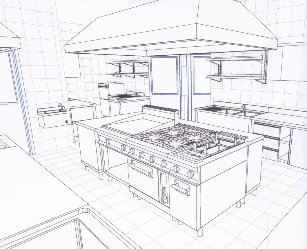 Emejing Come Disegnare Una Cucina Contemporary - Home Interior ...